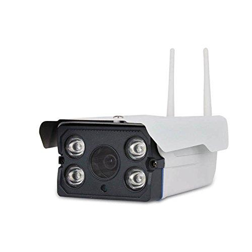 Preisvergleich Produktbild Sicherheitskamera Wlan Full HD Wireless,  Überwachungskamera Instar los Ip,  IP Cam Dome Poe Outdoor Fisheye,  Wifi Kamera Dome Endoskop Full Hd 720P IP-Kamera P2P 1 Million Pixel X92MH06Y Drahtlose Überwachungskamera mit eingebautem Mikrofon