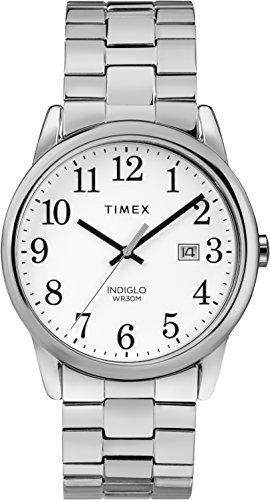 Timex Homme Analogique Classique Quartz Montre avec Bracelet en Acier Inoxydable TW2R58400