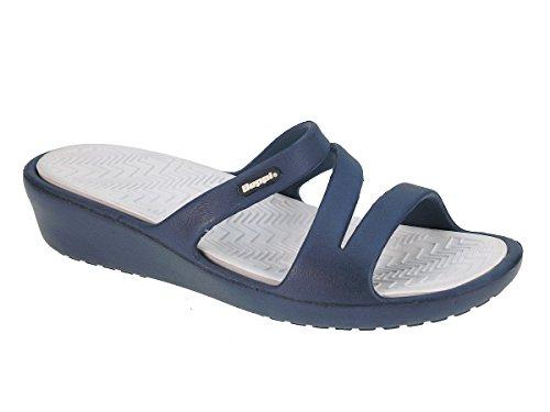Beppi , Chaussures spécial piscine et plage pour femme Azul Marinho