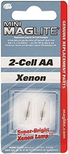 Mag-Lite LM2A001 Xenon Ersatzleuchtmittel für Maglite AA -