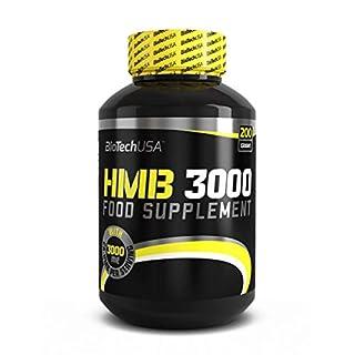 2 x Biotech USA HMB 3000 Pulver, 200g Dose (2er Pack)