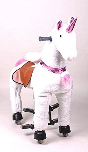 Galoppo Spielzeug-Einhorn zum Reiten für Kinder