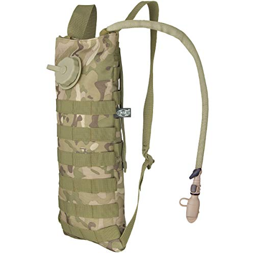 41RIm6p2jAL. SS500  - MFH Hydration Bladder and Carrier MOLLE Operation Camo