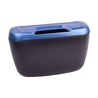 AutoBoy Auto Mülleimer Abfallbehälter Müllbehälter Abfall Staub Kasten Halter