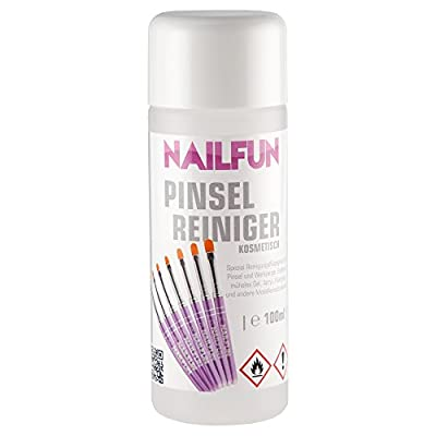 NAILFUN Brush Cleaning Fluid 100 ml