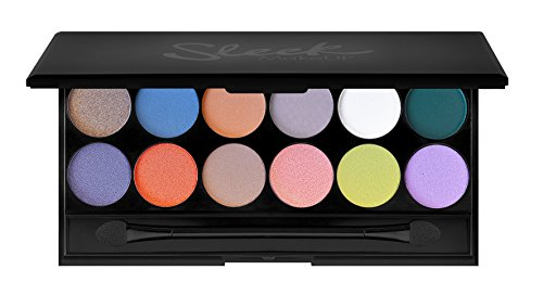 Sleek MakeUP iDivine Eyeshadow Palette Del Mar Vol 2 13.2g