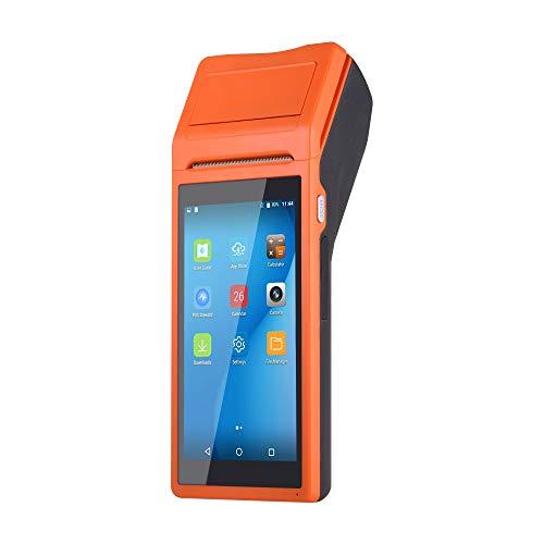 Docooler Mobile POS-Terminal Handheld-PDA-Drucker POS-Terminal Drahtlose Drucker Intelligente Zahlungsterminalfunktion WiFi/USB OTG / 3G-Kommunikation
