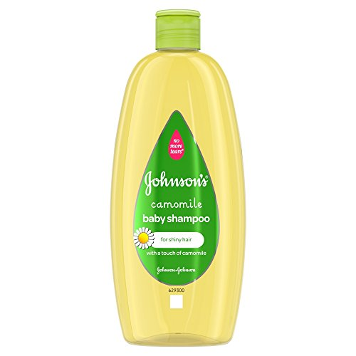 Johnson's Baby Shampoo with Camomile 500 ml - Pack of 6