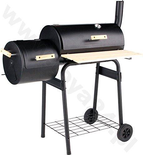 99513 - parrilla y fumador, área de cocina: 60cm (w)