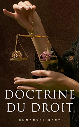 Couverture du livre Doctrine du droit