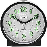 Casio TQ-228-1D - Despertador, color negro