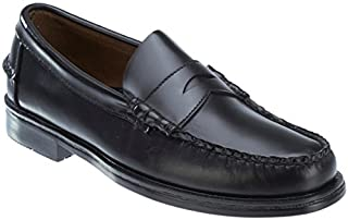 Sebago Men'S Grant Man'S Leather Shoes Black in Size 43.5 2E (B007P5Z0T4) | Amazon price tracker / tracking, Amazon price history charts, Amazon price watches, Amazon price drop alerts