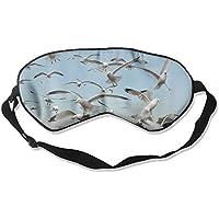 Seagulls 99% Eyeshade Blinders Sleeping Eye Patch Eye Mask Blindfold For Travel Insomnia Meditation preisvergleich bei billige-tabletten.eu