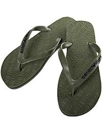 EMPORIO ARMANI Hombre Sandalias de Baño - Flip Flops