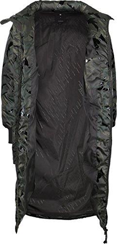 best sneakers ff27b 9b1bd G-Star Raw Alaska Bf Long Coat Wmn, Giubbotto Donna