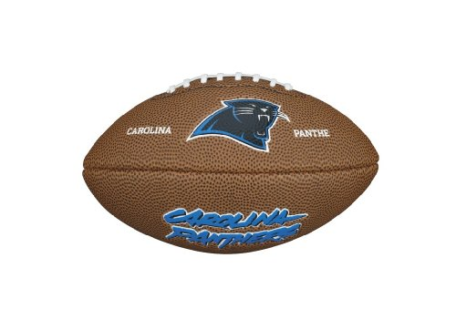 Wilson F1533XB NFL Team Logo Mini Carolina Panthers