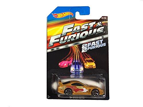 Hot Wheels 2014 Fast & Furious 8 Car Set - Includes: