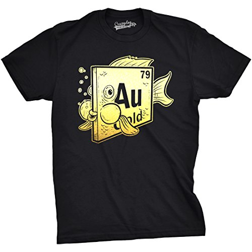 crazy-dog-tshirts-element-of-gold-goldfish-t-shirt-funny-au-periodic-table-science-pet-fish-tee-blac
