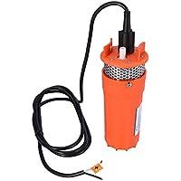 Yosoo 12V Bomba Sumergible, DC Bomba de Agua de Pozo Profundo, Energía Alternativa de Solar