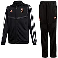 adidas 19/20 Juventus Polyester Youth, Suits Unisex Bambini