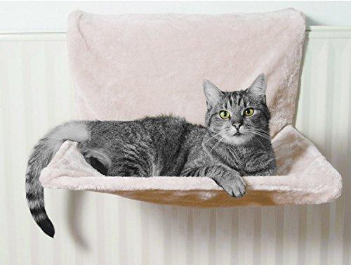 Pawise 28571 Katzenmulde Liegemulde Katzenliege Katzenbett für die Heizung Radiator Bed