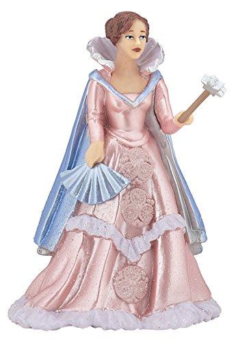 Papo- Queen of Fairies Pink Figura, Multicolor (39133)