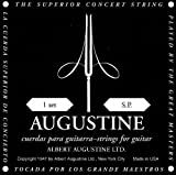 Augustine Black Konzertgitarre Saiten-Satz Low Tension