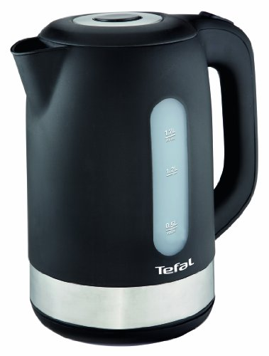 Tefal KO3308 Wasserkocher (2.400 Watt, 1.7 l) schwarz thumbnail