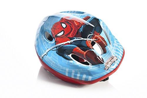 Dino CASCOSP3 - Casco Protettivo Spiderman