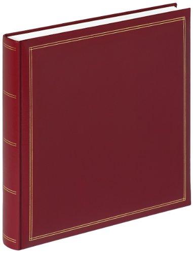 Walther design fa-260-r album monza, pvc, rosso, 33 x 4 x 34 cm