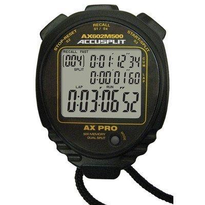 Accusplit 500 Memory Stopwatch,