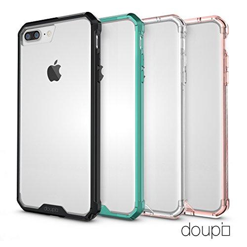 doupi PerfectFit AirClear Case pour iPhone 8 / 7 Plus ( 5.5