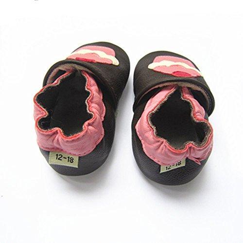 WZG Die neue offene Schuhe süß Quer