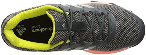 Adidas Performance Duramo 7 Trail W Laufschuh Solid Grey/Metallic Silver/Solid Grey