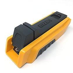Gizeh 413110028 Vario Stopfer für Standart und Extralange-Hülsen gelb