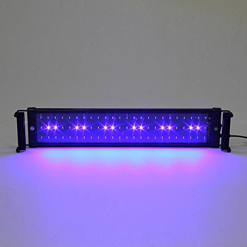 Lámpara de acuario, luces para acuarios y estanques, 50-70 cm
