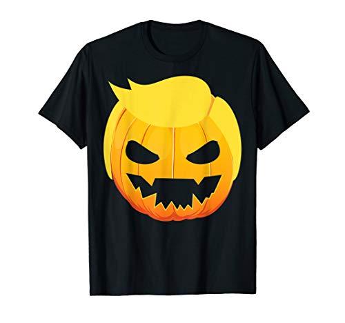 Pumpkin Trump Trumpkin Kostüm Funny Easy Halloween Gift - Trumpkin Kostüm