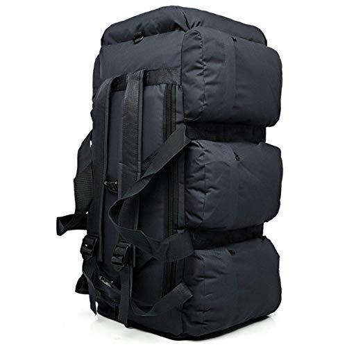 cede225e33 TongCart 90L Calda di Grandi Uomini di capacità delle Tattico Militare  dello Zaino Impermeabile Oxford Trekking