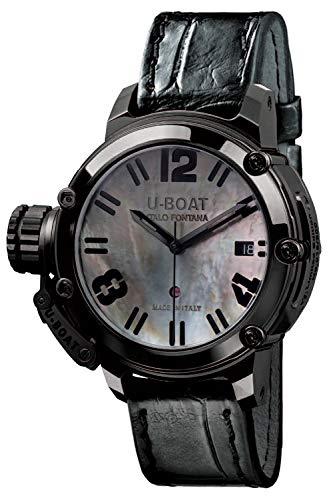 Reloj Automático U-Boat Chimera, IPB, Madreperla, 40mm, Edición Limitada, 8031