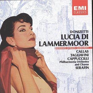 Vignette du document Lucia di Lammermoor : extraits