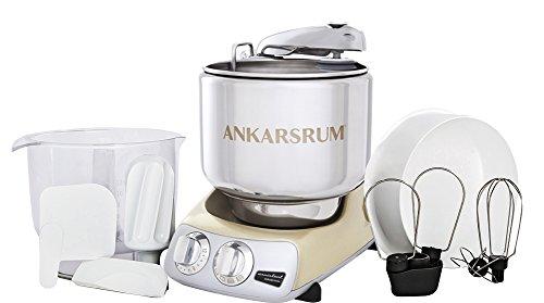 ANKARSRUM 6230SG máquina de cocina multifunción, champán