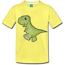 Petit Dinosaure Mignon Tyrannosaurus Rex T-shirt Premium Enfant de Spreadshirt®
