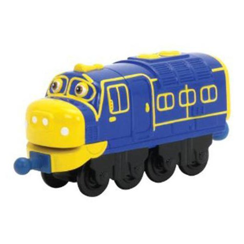 Image of Chuggington LC54003 Die Cast Brewster Engine Train Toy