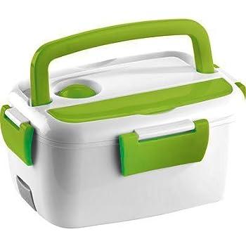 Boîte à pique-nique chauffante - plastique