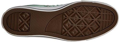 Converse Ctas Hi, Sneaker a Collo Alto Donna Verde (Jade/Black/White)