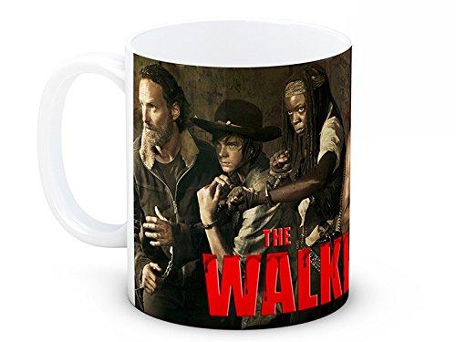 The Walking Dead - i tuoi personaggi preferiti - Caffè di ceramica di alta qualità tazza