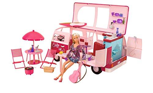 Camping-Car Hawaii pour ¨Poupées Mannequin