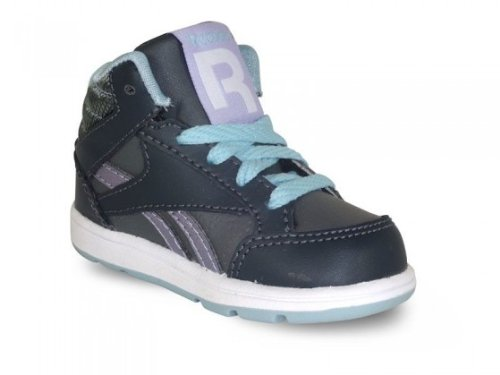SH311 - Chaussures Bébé Fille Reebok Gris