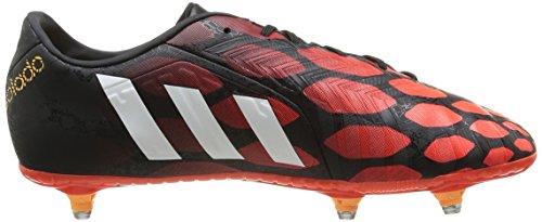 adidas  P ABSOLADO INSTINCT, Chaussures de foot pour homme Cblack/Cwhite/Solred