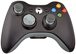 Althemax® Wireless Game joysticks Remote Controller for Microsoft Xbox 360 Console Windows 10 - Black / White / Pink / Blue / Red